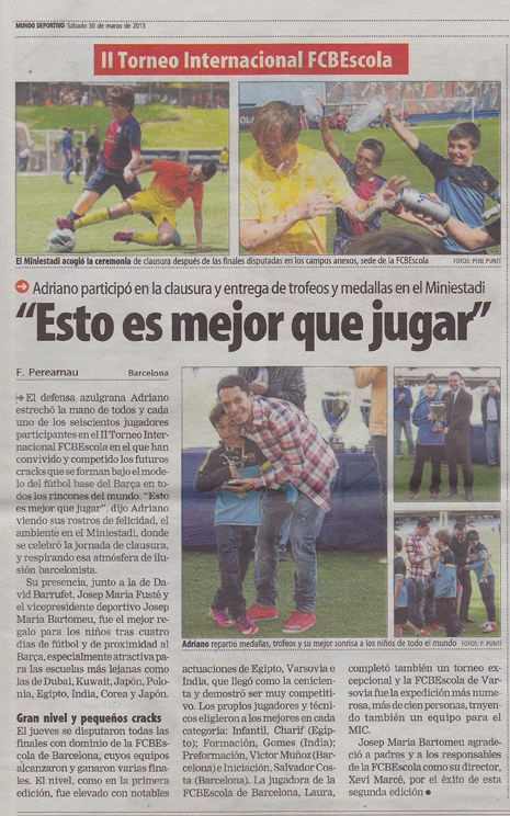 Salva Costa Bello (Mundo Deportivo)
